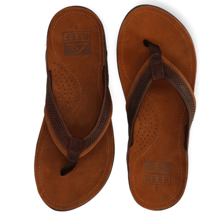 Slippers/Sandalen - REEF - J-Bay Perf Java/Caramel Herenslippers