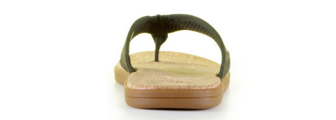 Slippers/Sandalen - UGG - Seaside Flip Moss Green Herenslippers