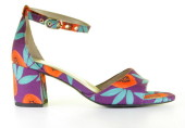 Slippers/Sandalen - Fabienne Chapot - Yasmine Pump Low Papaya