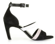 Janet and Janet - Nunzia 43504 Pumps - Dames - Zwart Divers