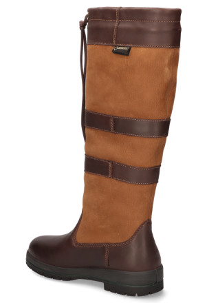 Laarzen - Dubarry - Galway 3885 Brown Dames Outdoorboots