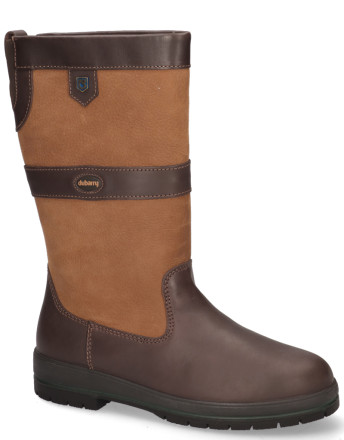 Laarzen - Dubarry - Kildare 3892 Brown Dames Outdoorboots