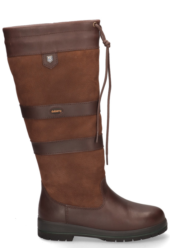 Dubarry Galway Extra Fit Walnut Outdoorlaars Dames Donker Bruin