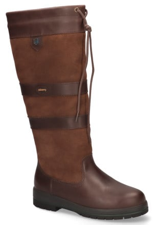 Laarzen - Dubarry - Galway Extra Fit 3931 Donkerbruin Dames Outdoorboots