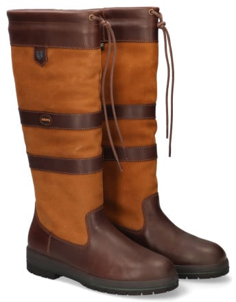 Laarzen - Dubarry - Galway 3885 Brown Heren Outdoorboots