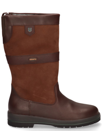 Laarzen - Dubarry - Kildare 3892 Donkerbruin Heren Outdoorboots