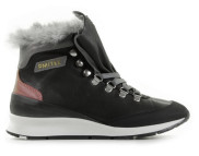 Philippe Model - Montecarlo TKK Noir Damessneakers - Dames - Zwart