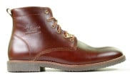 Panama Jack - Glasgow Igloo Bark Heren Veterboots - Heren - Cognac