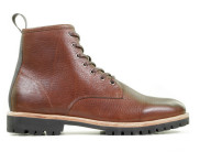 Blackstone - SG12 Old Yellow Heren Veterboots - Heren - Cognac