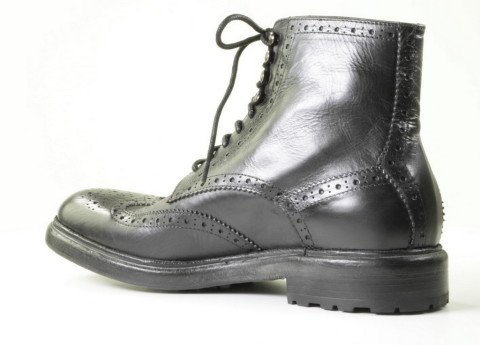 Boots - Walk In The Park - C482 Grijs Heren Veterboots