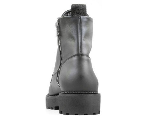 Boots - Nubikk - Logan Harbor Black Heren Veterboots