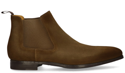 Boots - Magnanni - 20109 Bruin Heren Chelseaboots