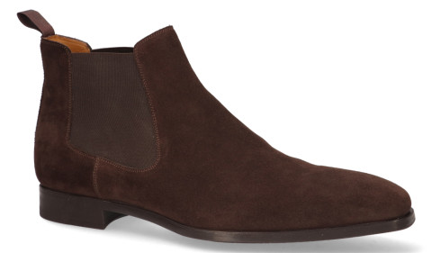 Boots - Magnanni - 20109 Donkerbruin Heren Chelseaboots