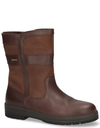 Enkellaarsjes - Dubarry - Roscommon 3992 Donkerbruin Dames Outdoorboots