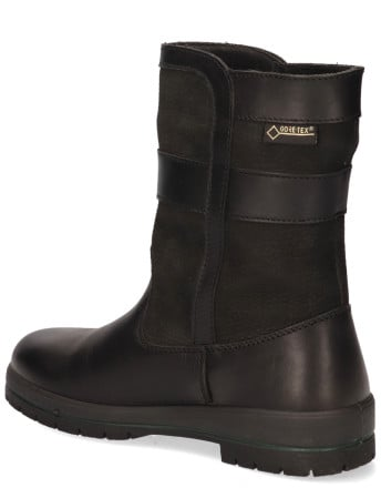 Enkellaarsjes - Dubarry - Roscommon 3992 Black Dames Outdoorboots