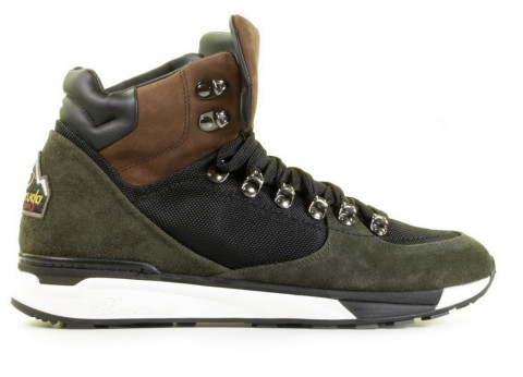Boots - Barracuda - BU3237D Zwart Herensneakers