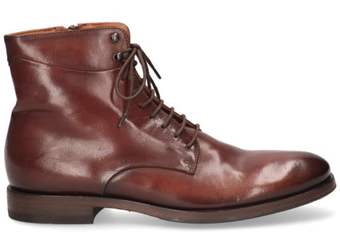 Boots - Pantanetti - U12770 Old Brushed Heren Veterboots