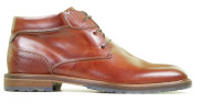 Daniel Kenneth - Jelle Cotto Heren Veterboots - Heren - Cognac