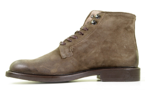 Boots - Mr. Jackson - M1294/194 Taupe Heren Veterboots