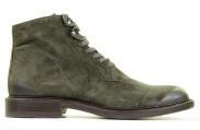 Mr. Jackson - M1294 194 Green Burned Heren Veterboots - Heren - Groen