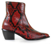 Maripe - 28580 Fuocco Enkelboots - Dames - Rood Divers