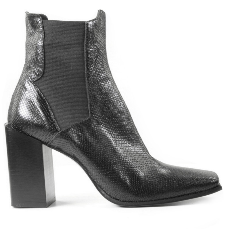 Fru.it 5755 Nero Dames boots