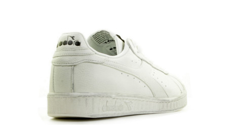 Sneakers - Diadora Sport - Game L Low Waxed White/White/White Herensneakers