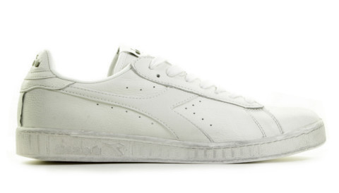 Sneakers - Diadora Sport - Game L Low Waxed Off-White Herensneakers