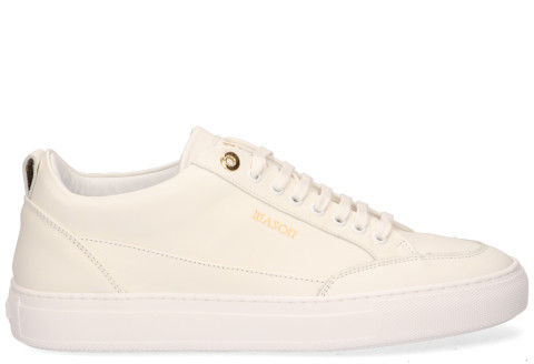 Sneakers - Mason Garments - Tia 9A White Herensneakers