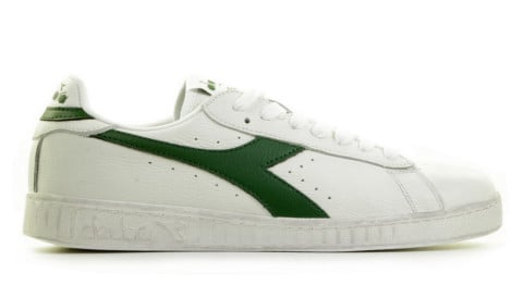 Sneakers - Diadora Sport - Game L Low Waxed White/Fogliage Herensneakers