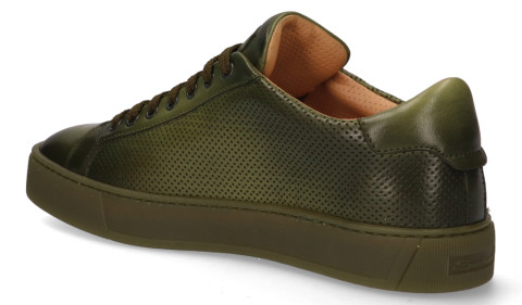 Sneakers - Santoni - 21066 Groen Herensneakers