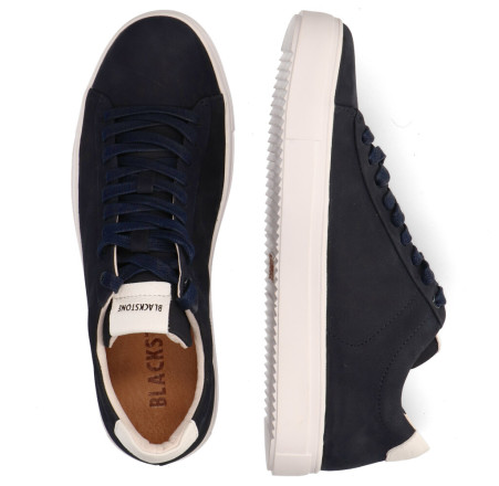 Sneakers - Blackstone - RM51 Donkerblauw Herensneakers