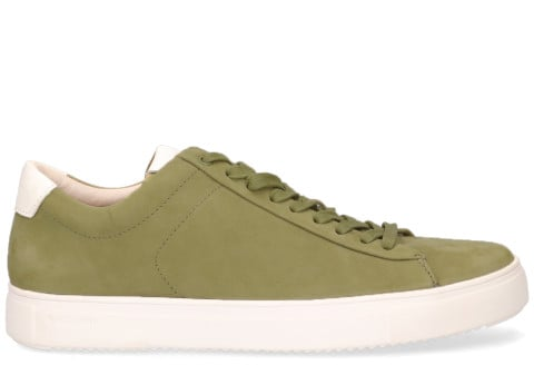 Sneakers - Blackstone - RM51 Groen Herensneakers