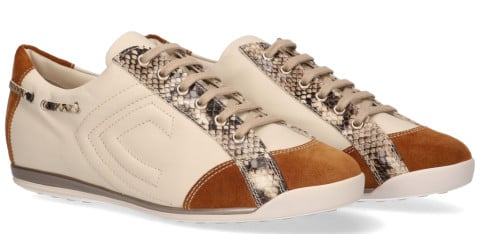 Sneakers - La Cabala - 902024 Cam-Offw-Taupe