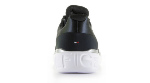 Sneakers - Tommy Hilfiger - FW0FW03895 Donkerblauw Damessneakers