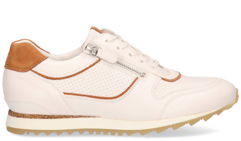 Sneakers - Hassia - Barcelona Off-White Damessneakers