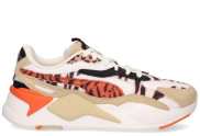 Puma - RS X3 Wildcats 373953 01 Damessneakers - Dames - Wit Divers