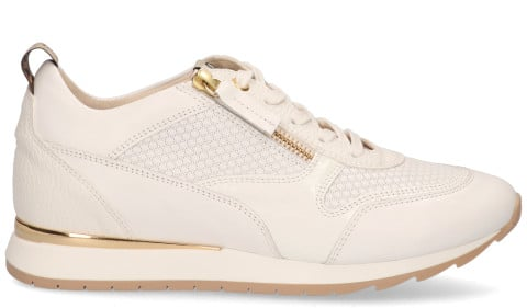 Sneakers - DLSport - 5036 Off-White Damessneakers