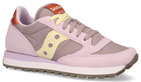 Sneakers - Saucony - Jazz Orginal Vintage Lila Damessneakers
