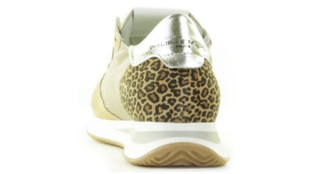 Sneakers - Philippe Model - Tropez X Mondial Leo Or Damessneakers