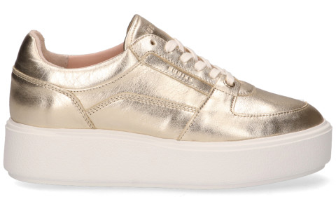 Sneakers - Nubikk - Elise Bloom Goud Damessneakers
