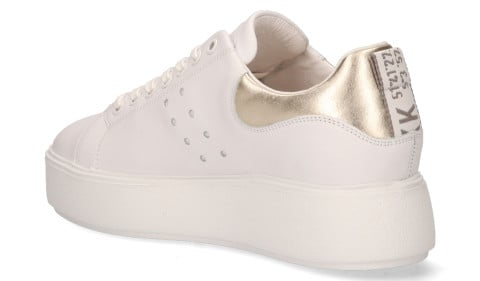 Sneakers - Nubikk - Elise Marlow Wit Damessneakers