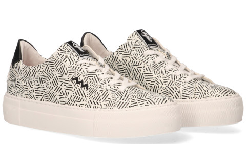 Sneakers - Floris van Bommel - 85333/01 Damessneakers