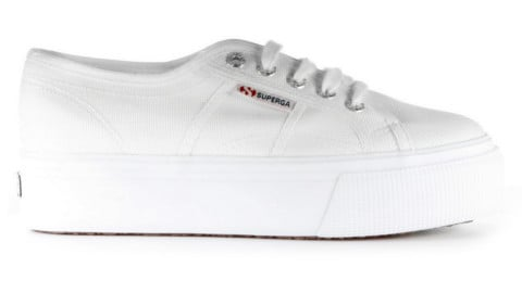 Sneakers - Superga - 2790 - AcotW-901 White Damessneakers