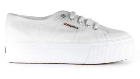 Sneakers - Superga - S0001LO White