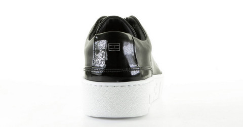 Sneakers - Tommy Hilfiger - FW0FW03343 Black Damessneakers