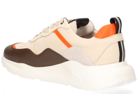 Sneakers - Blackstone - TG43 Beige Herensneakers