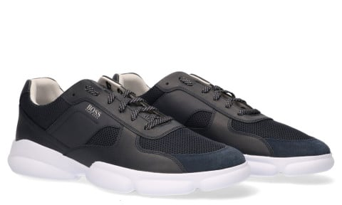 Sneakers - Hugo Boss - Rapid Runn Melt Dark Blue Herensneakers