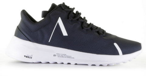 Sneakers - ARKK - Axionn Mesh PWR55 Midnight/White Herensneakers