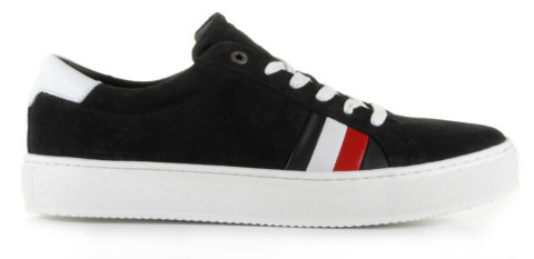 Sneakers - Tommy Hilfiger - FM0FM02032 Donkerblauw Herensneakers